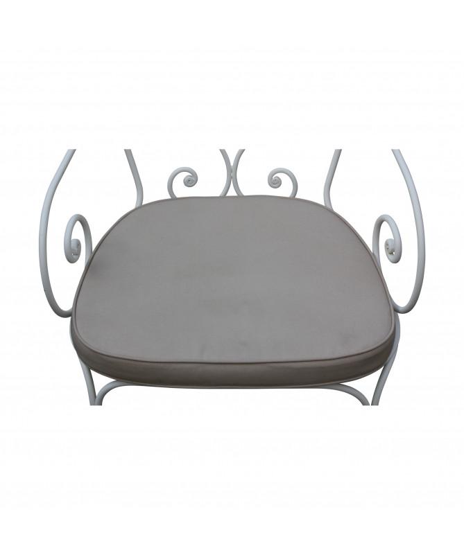coussin d'assise pour fauteuil de jardin